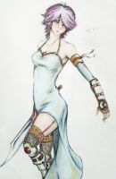 Soria - Final Design and Color by Aspiring-Artist22