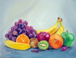 Fruits for Mum by Danetta