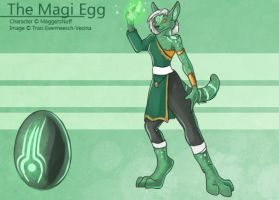 The Magi Egg by Ulario