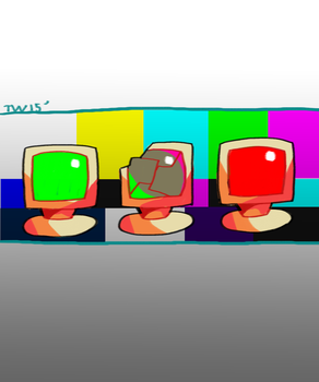 monitors by abyssalCompiler