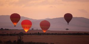 Balloons of Mara by serhatdemiroglu