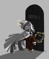 Commission - Shadow Tome by Valkyrie-Girl