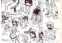 12 kinds of Me and Lappy by Trinity630