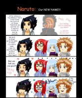 Naruto: Our NEW NAME by Nishi06