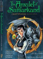 Bartimaeus Graphic Novel by BoOoM