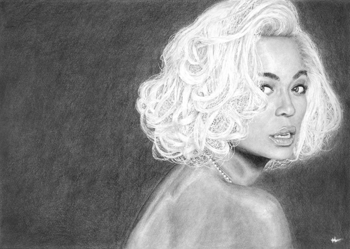 Beyonce by Trespie