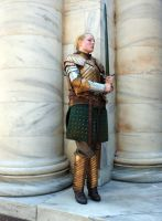 Brienne of Tarth by galacticat