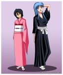 Shinigami Clothes Swap by Me-Unlucky-Girl