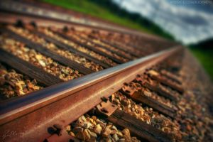 My Railroad Shot by rekit