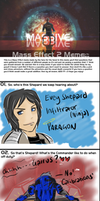 MASSIVE Mass Effect 2 Meme by MissBenihime