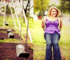 Swing me around the world... by onixa