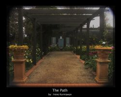 The Path by cionia