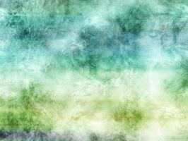 Blue-Green Grunge Wallpaper by webgoddess