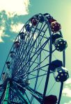 Ferris Wheel by totalizzyness