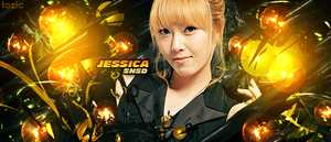SNSD Jessica Signature by tozic