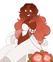 Begonia by SummerSnowLeopard