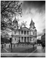 St. Paul Cathedral by andslm