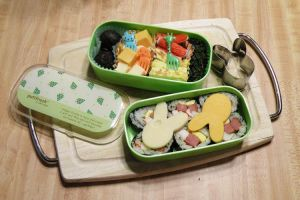 Another bento by animama