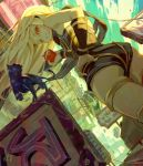 Gravity Rush by toniinfante