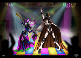 Collab-In the club by XenoMind