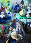 My Fav Jack Frost AUs by HezuNeutral
