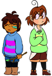 [RESET] kids refs by DesDraws