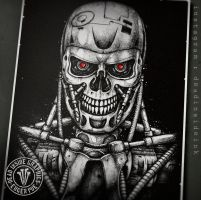 T800 CSM101 by DeadInsideGraphics