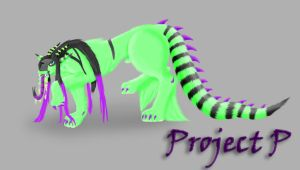 Project P- Poison Angleon by LuciferDragon