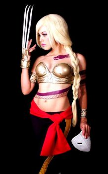 Video Game Cosplay Street Fighter Vega by epicheroes