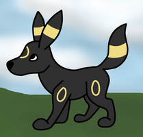 The Umbreon 89-200 by NativeWolf330
