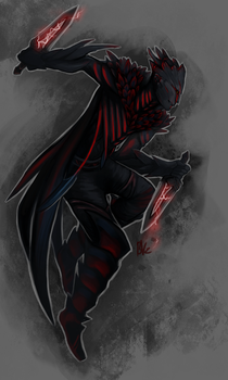Itzal Occultus by Serpentwined
