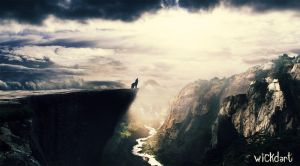 Matte painting inspired by Jungle book by WickdArt