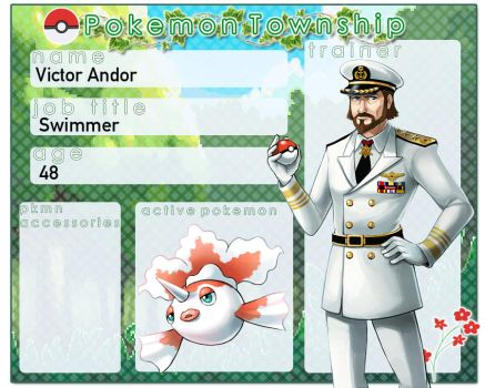 [PTS] Victor Andor by arkeis-pokemon