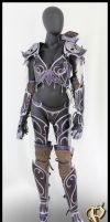 Sylvanas Windrunner Leather Armor by Azmal