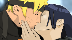 Final Kiss - Naruto x Hinata by UnreaLPiXel