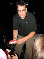 FLANSBURGH GIVES US STICKERS by katiewhy