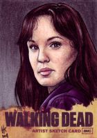 Lori Grimes by ratgirl84