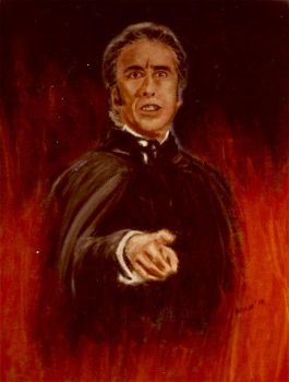 Christopher Lee/SATANIC RITES OF DRACULA by Koch by tabongafan