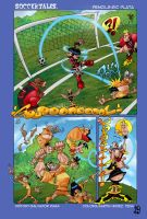 SOCCER COLORS 19 by ricplata