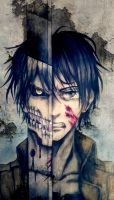 Attack On Titan- Two sides by RemEmber395