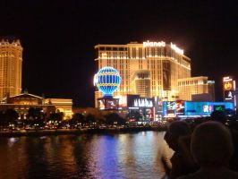 Planet Hollywood Hotel by kittyfan228