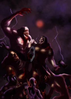 Doom and Quake favourites by Defleshed-Martyr on DeviantArt Quake Vore