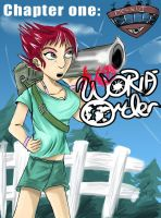 No World Order Comic, Title Page by Tahkyn