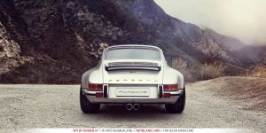 911 by Singer 5 - Top Gear Magazine by notbland