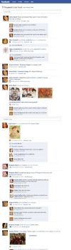 Marauders Facebook Timeline 3 by julvett