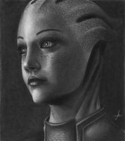 Liara by GranDosicua