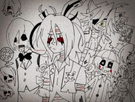 Five nights at freddy's 3 by MiryamDraws