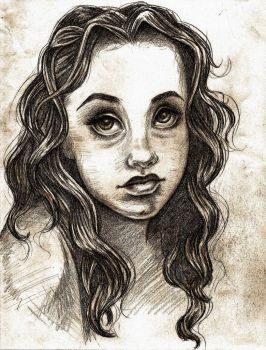 Christine Daae by bananaboo2
