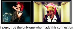 The Pink Mohawk by Your-tiger-eyes