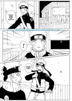 Naruto x2  Doujinshi Pg 1 by BotanofSpiritWorld